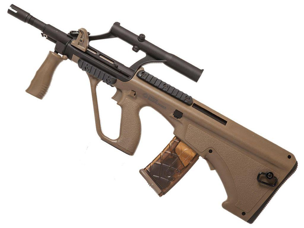 ASG Steyr AUG A1 Tan AEG Rifle