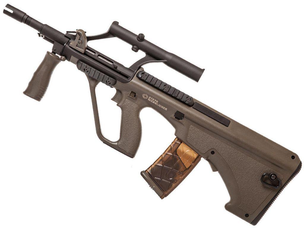 ASG Steyr AUG A1 Compact OD AEG Rifle