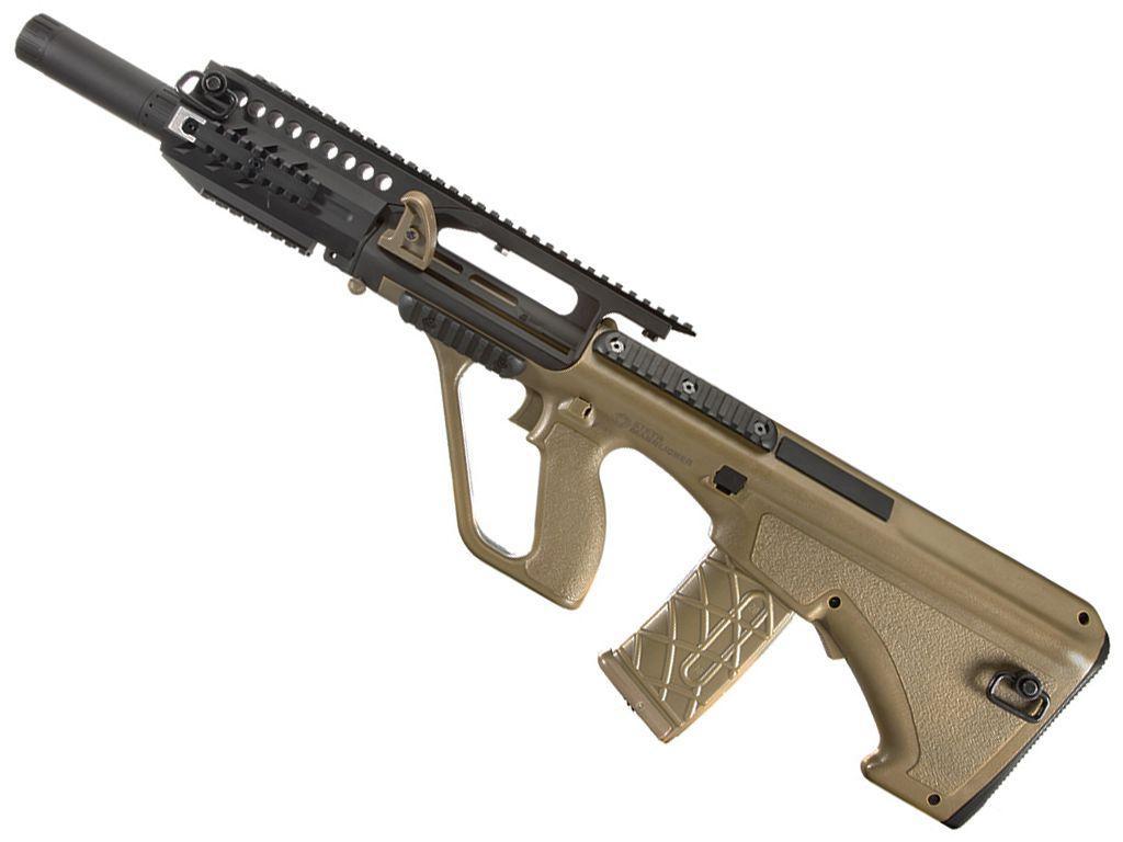 ASG Steyr AUG A3 Tan AEG Rifle