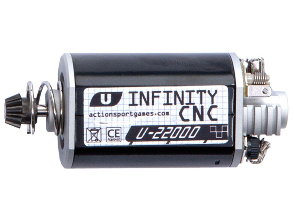 ASG Infinity Ultimate 22000rpm CNC Machine Motor