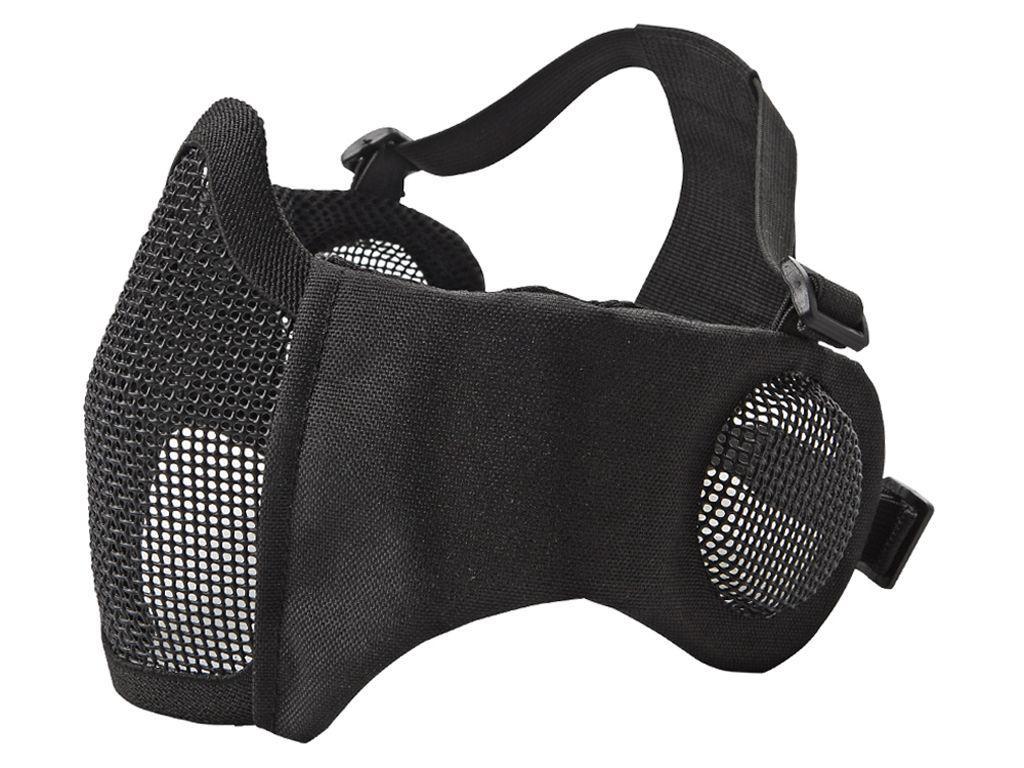 ASG Cheek and Ear Protection Metal Mesh Mask