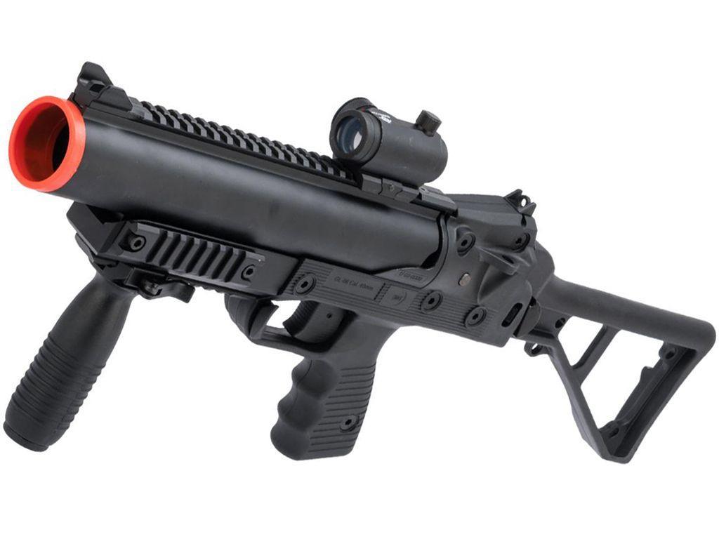 ASG B&T GL-06 Grenade Launcher Green Gas Airsoft gun