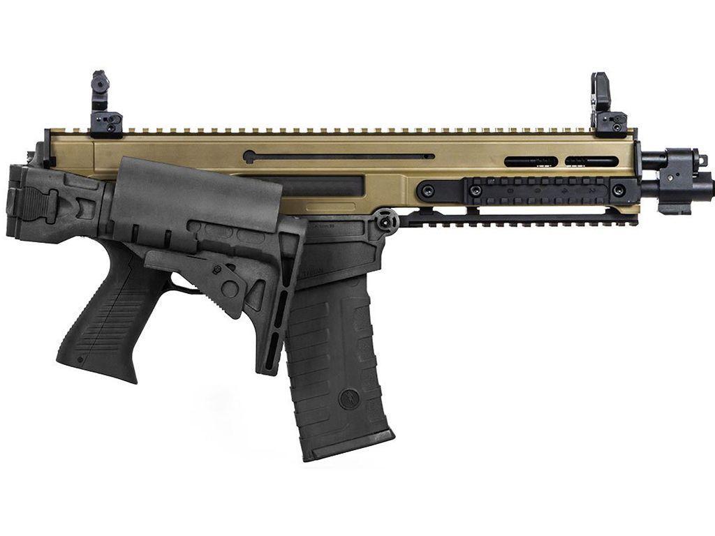 CZ 805 BREN A1 Two-Tone Tan AEG Airsoft Rifle