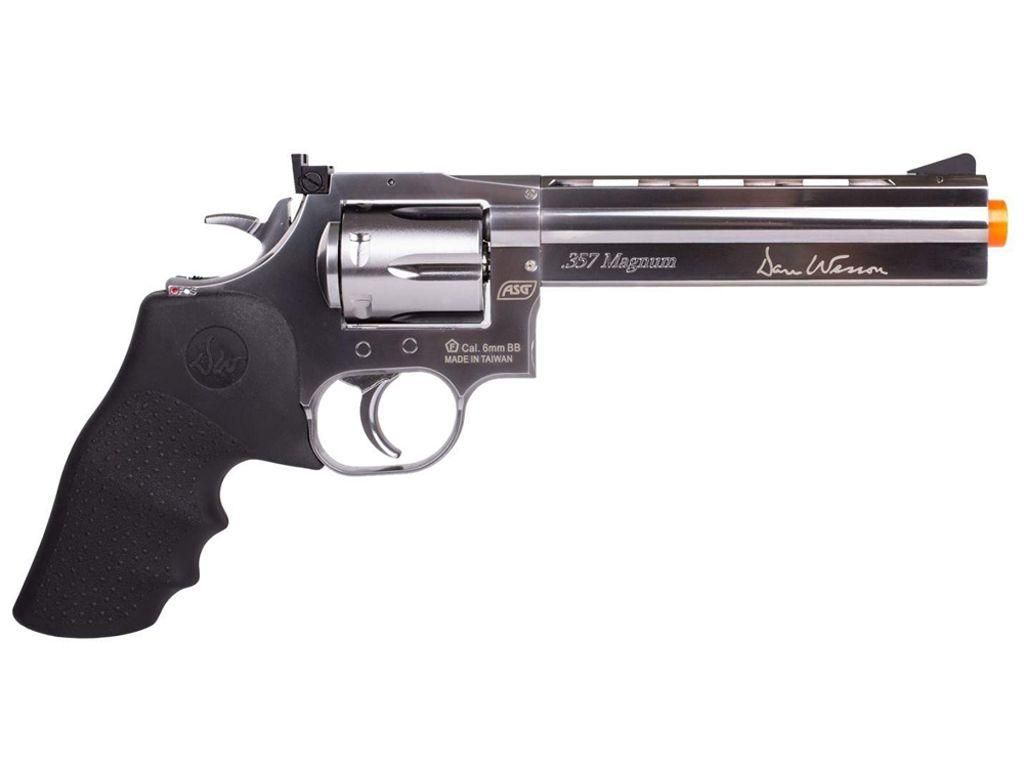 ASG Dan Wesson 715 6 Inch CO2 Airsoft Revolver
