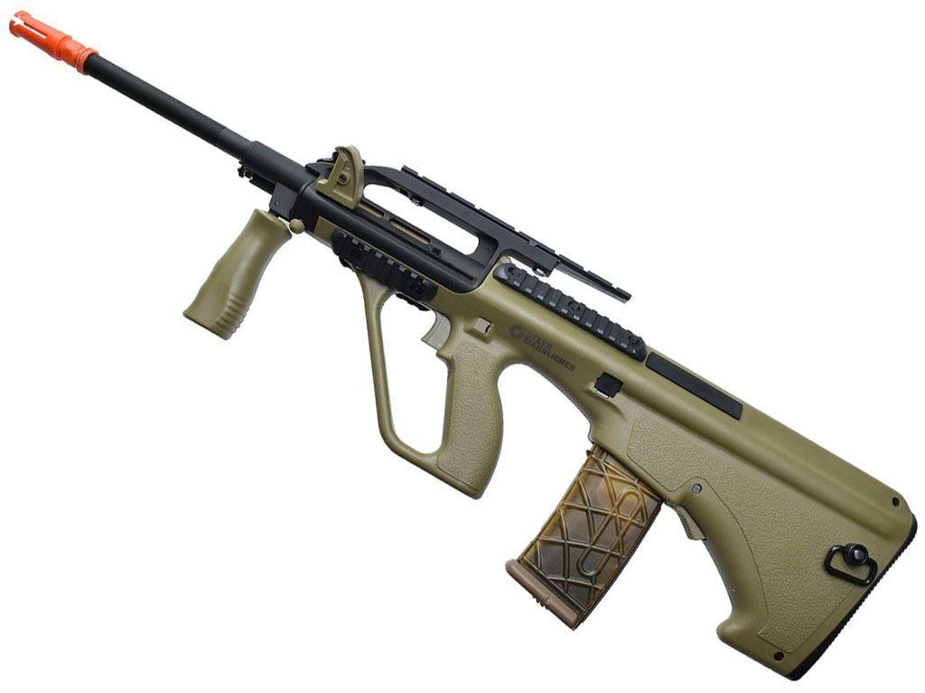 ASG Steyr Licensed AUG A2 AEG NBB Airsoft Rifle