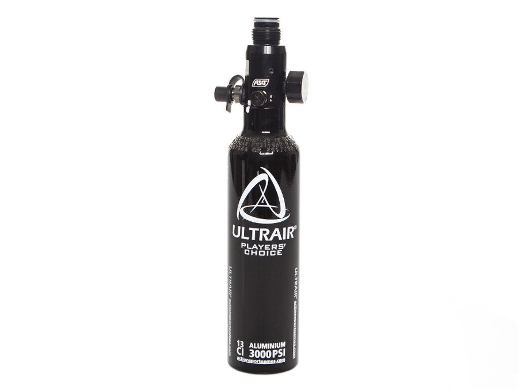 Ultrair 13CI 3000 PSI Aluminum HPA Tank with Regulator