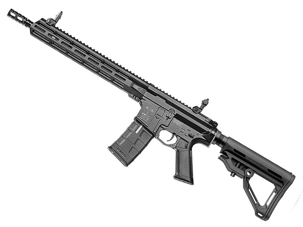 ICS CXP-MMR Carbine Blowback Airsoft Rifle - 6mm