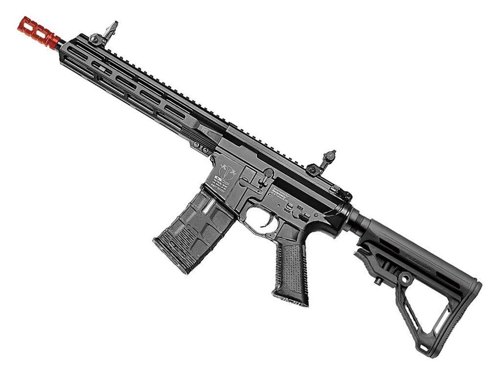 ICS CXP-MMR SBR Blowback Airsoft Rifle - 6mm
