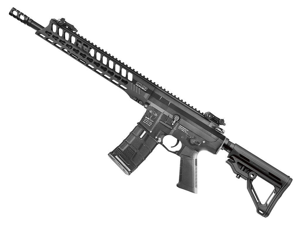 ICS CXP-YAK S1 Blowback Airsoft Rifle - 6mm