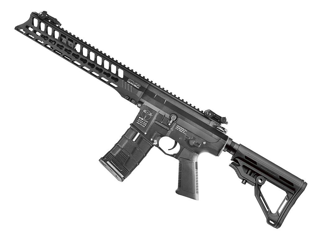 ICS CXP-CQB Blowback Airsoft Rifle - 6mm