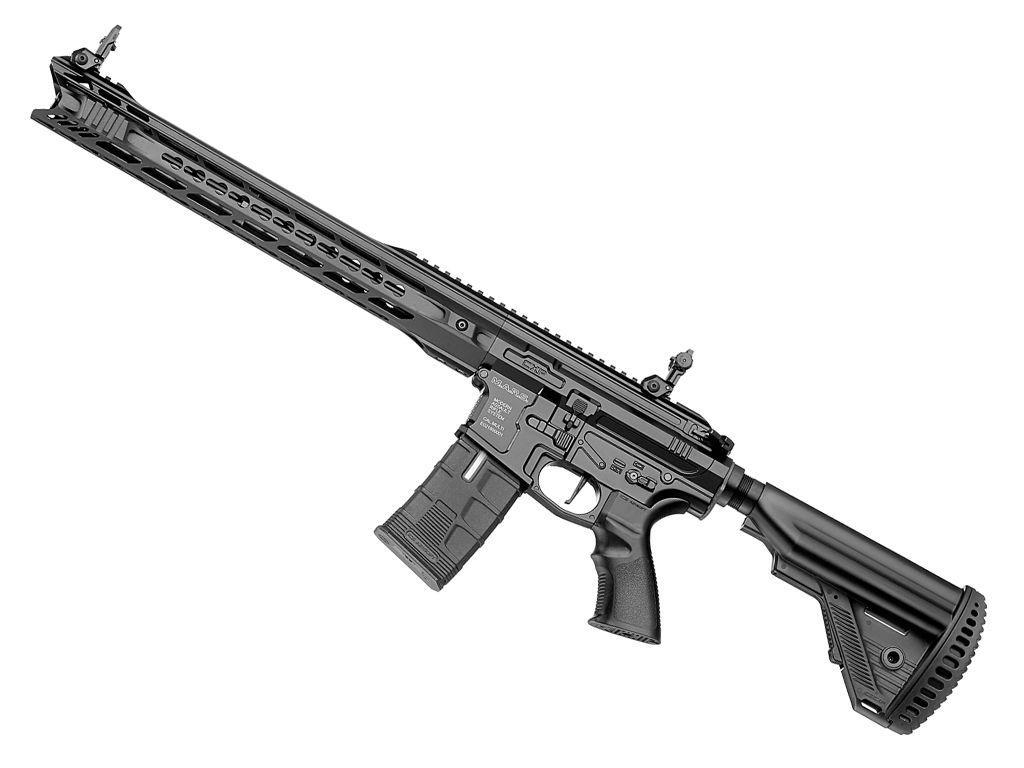 ICS CXP-MARS Komodo Blowback Airsoft Rifle - 6mm