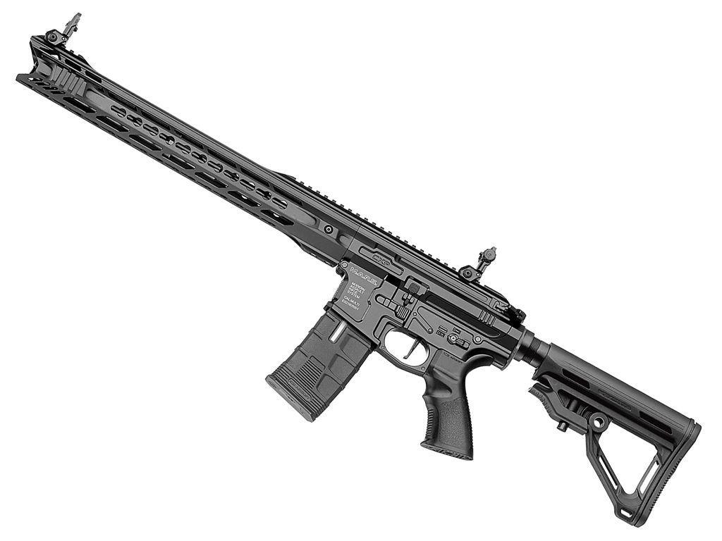 ICS CXP-MARS Komodo SSS Blowback Airsoft Rifle - 6mm