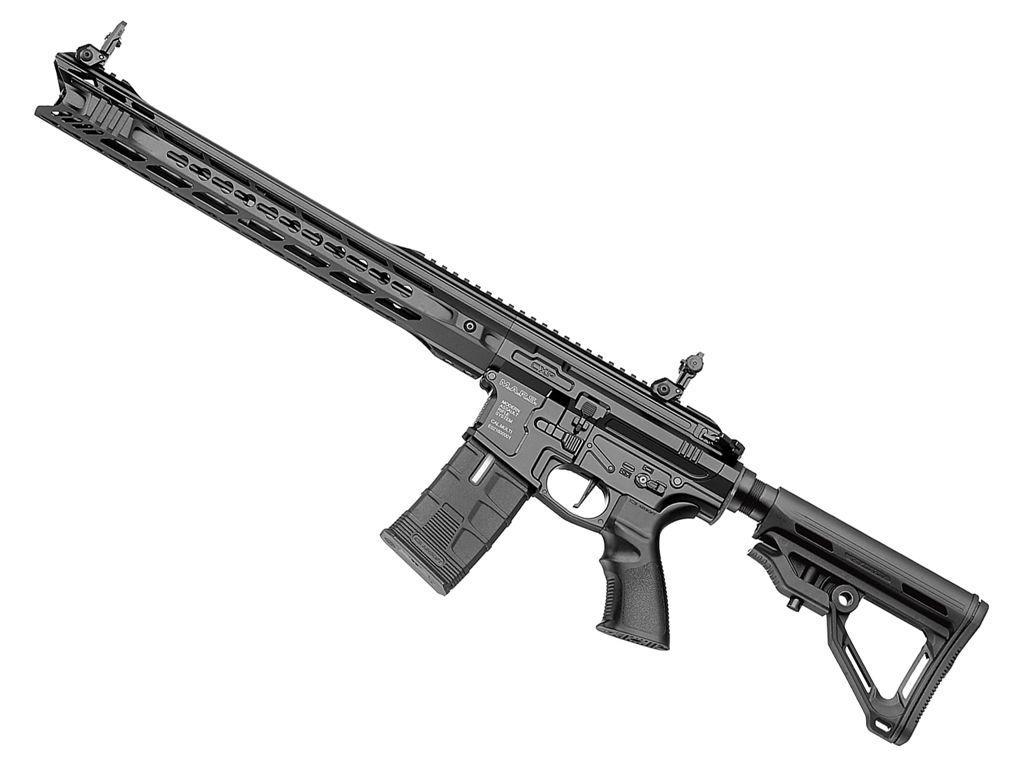 ICS CXP-MARS SBR Blowback Airsoft Rifle - 6mm