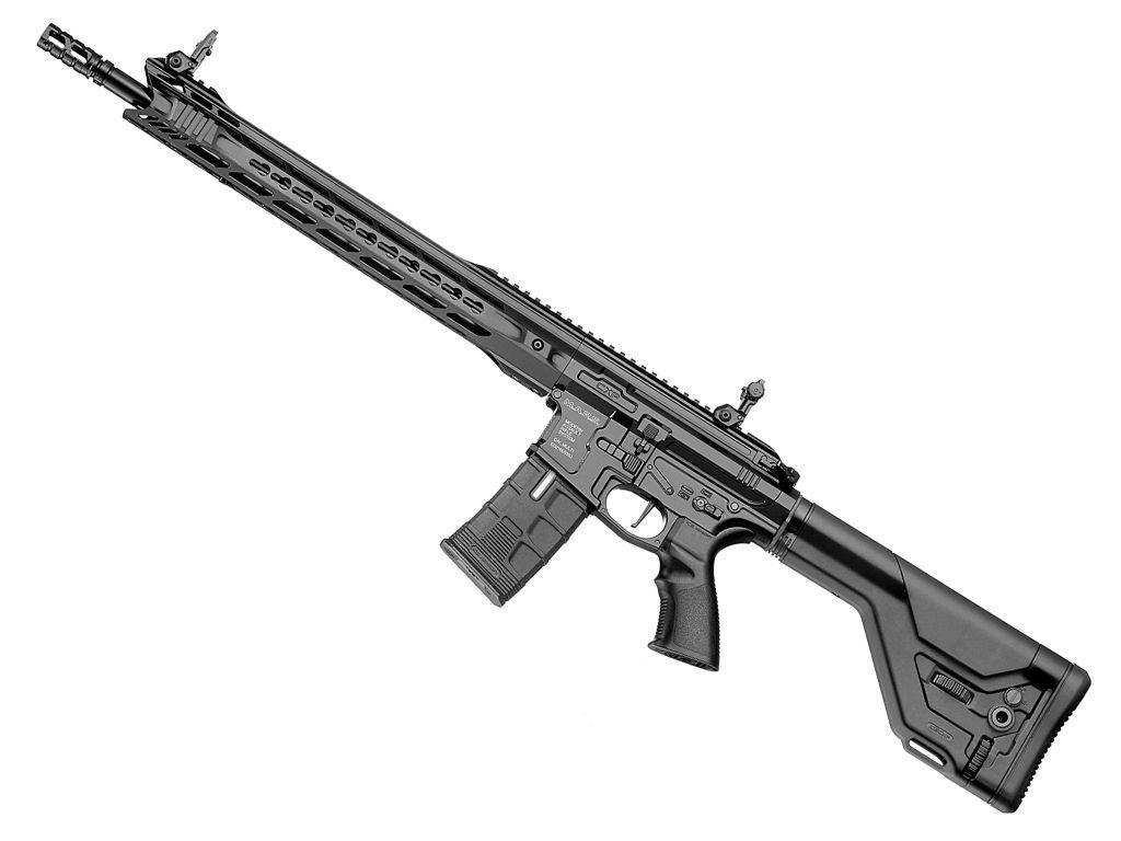 ICS CXP-MARS DMR SSS Blowback Airsoft Rifle - 6mm