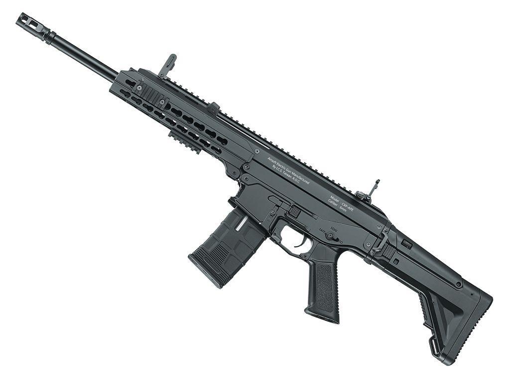 ICS CXP-APE Long Blowback Airsoft Rifle - 6mm