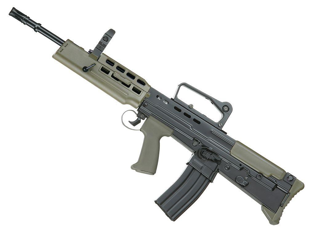 ICS L85 A2 Airsoft Rifle - 6mm
