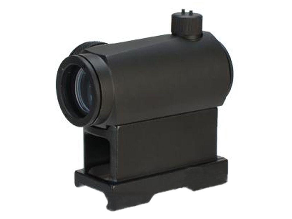 Avengers T1 Micro Reflex Red & Green Dot Sight W/ QD Riser