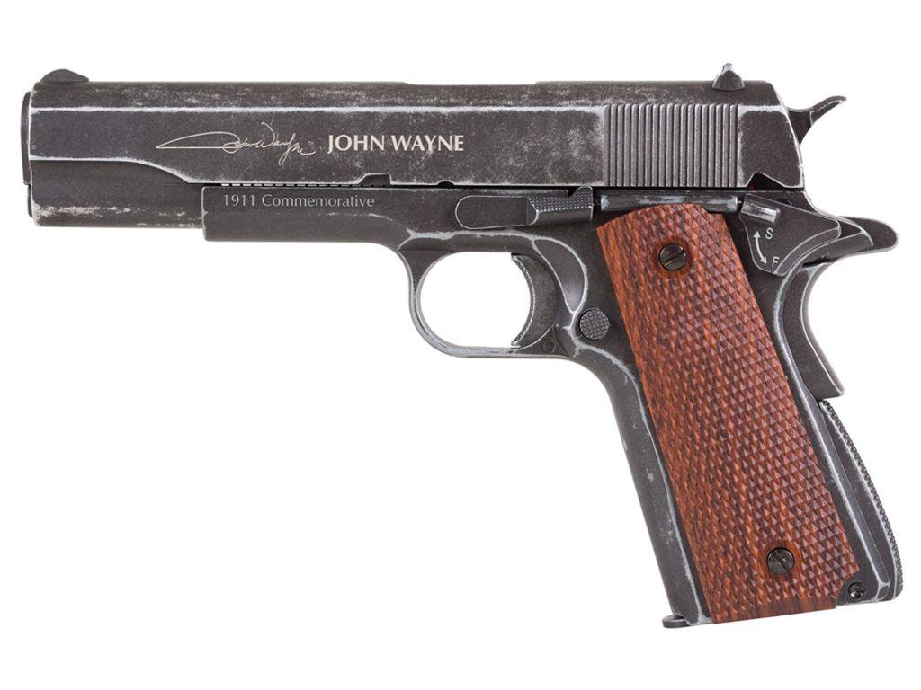John Wayne 1911 Commemorative BB Pistol