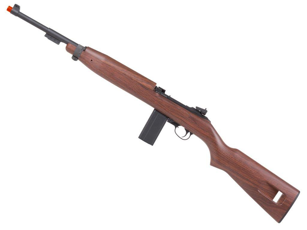 Springfield Armory M1 Carbine 6mm Airsoft Rifle - CO2