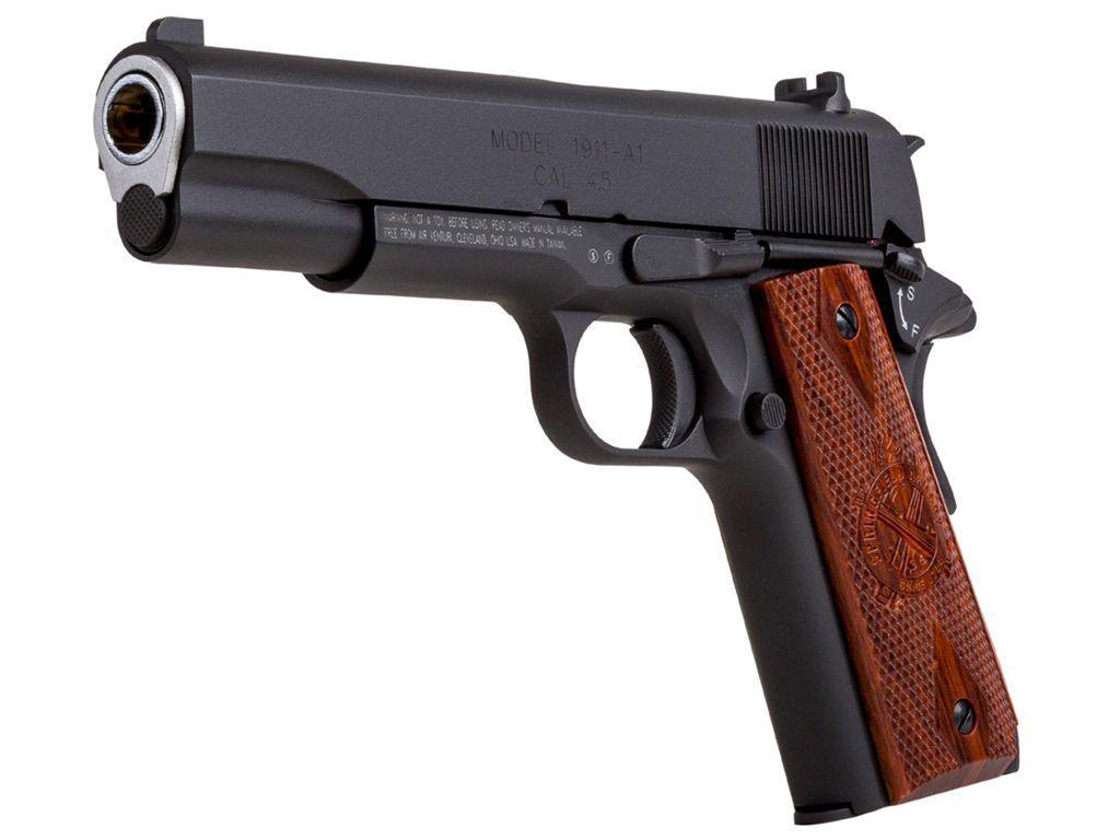Springfield Armory 1911 CO2 Blowback Steel BB Pistol