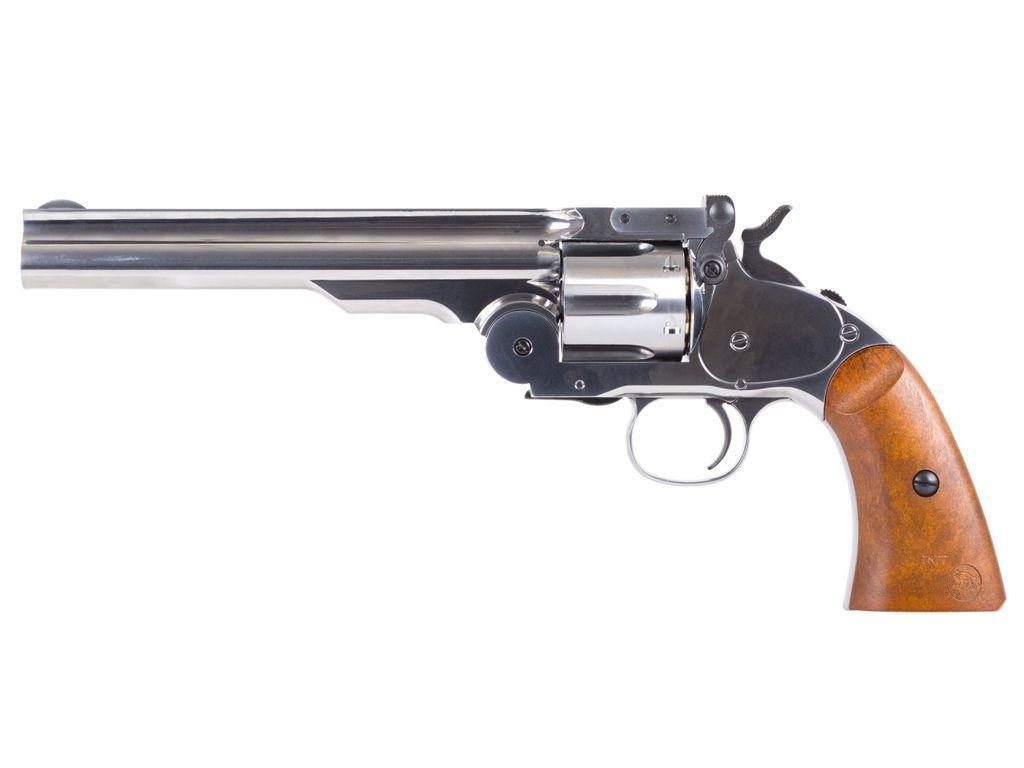 Schofield No. 3 CO2 BB/pellet revolver