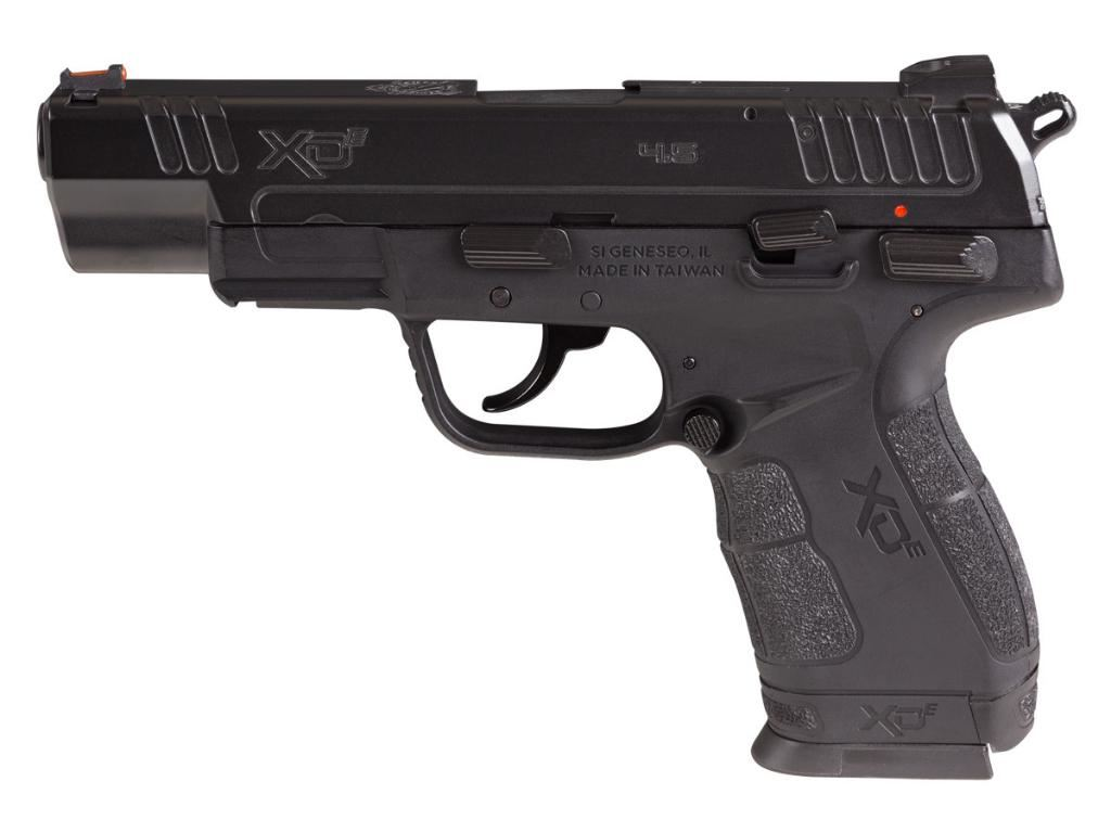 Springfield Armory XDE 4.5 CO2 Blowback BB Pistol
