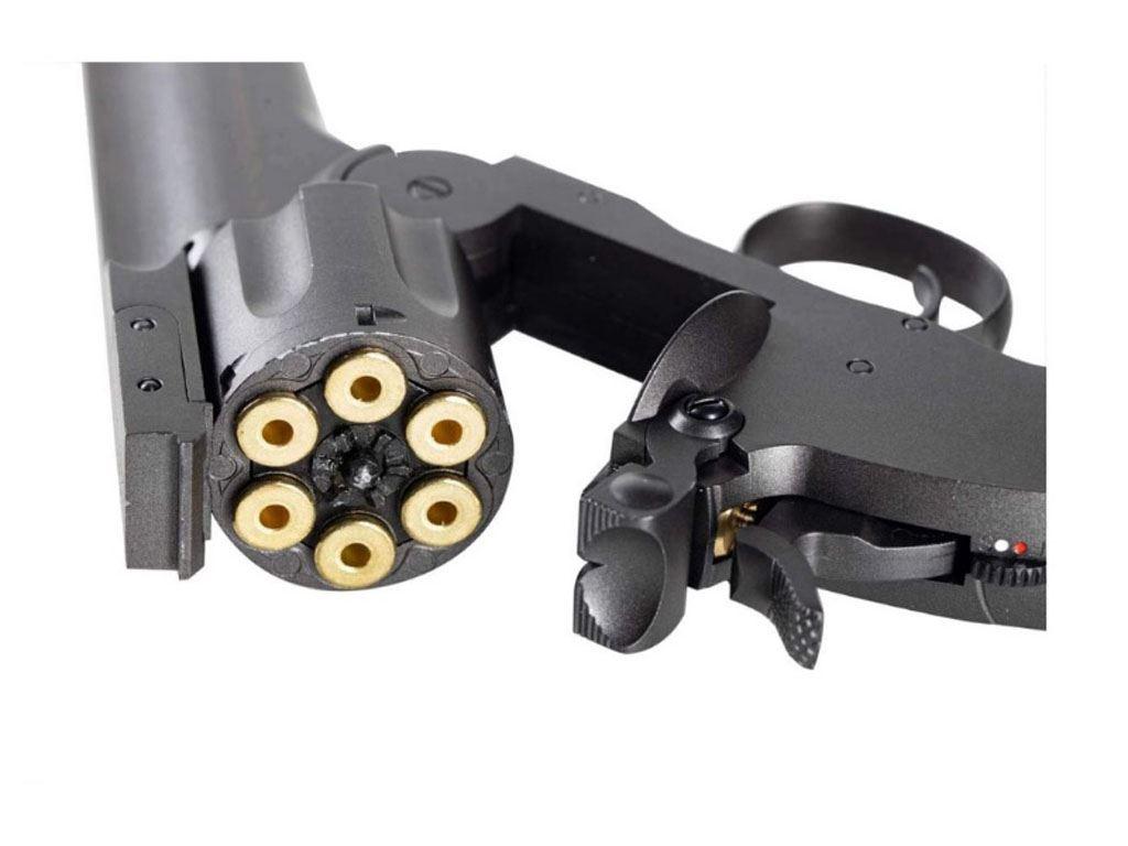 Schofield No.3 CO2 Airsoft Revolver Gun