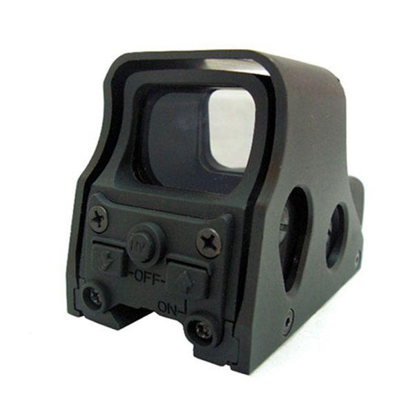 Black RED/GREEN Dot Tactical 551 Sight Scope