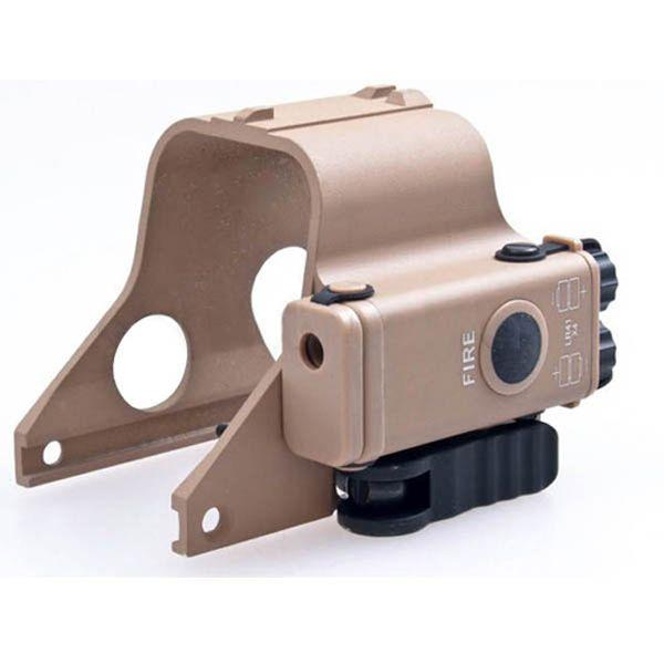 Tan RED/GREEN Dot Tactical 551 Sight Scope
