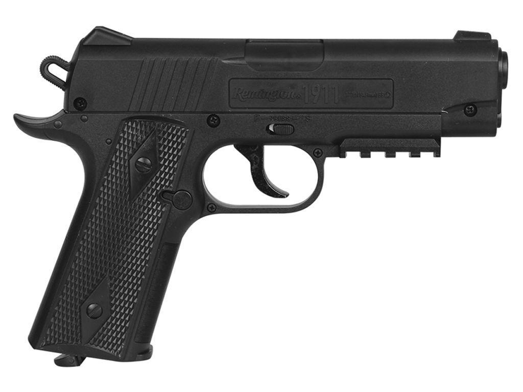 Crosman Remington 1911 CO2 NBB Steel BB gun