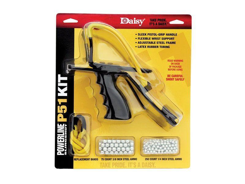 Daisy P51 PowerLine Slingshot Kit