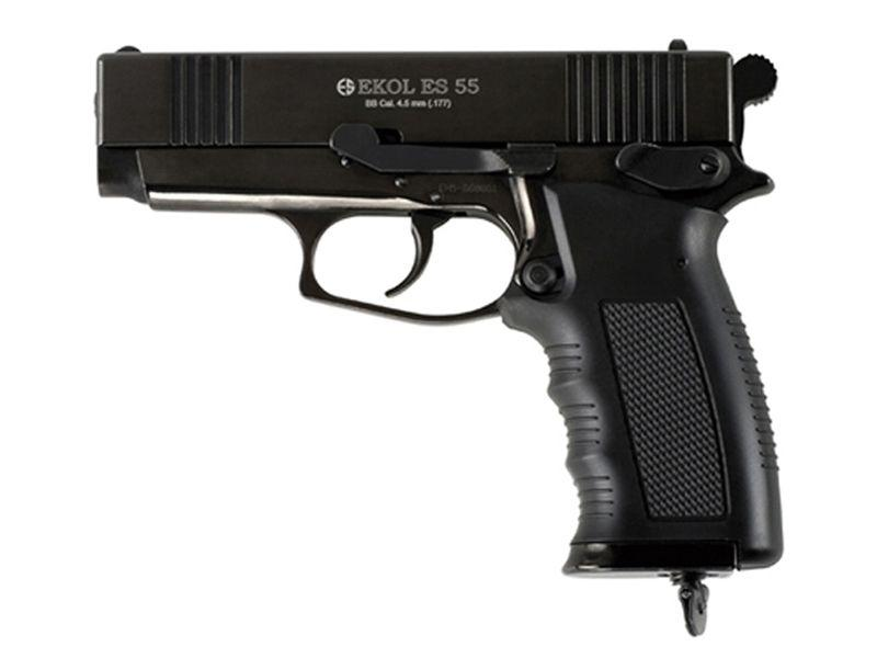 Ekol Metal 4.5Mm ES55 CO2 BB gun