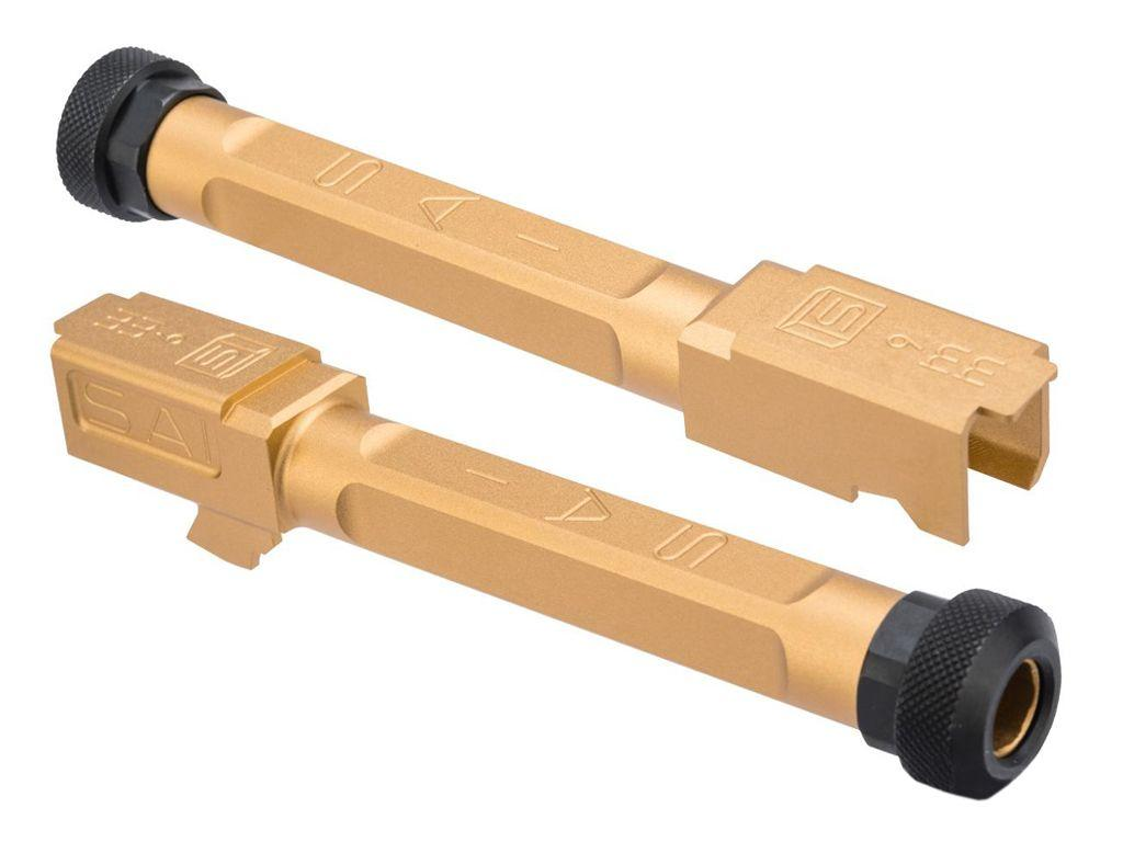 EMG SAI Tier 2 Slide 14mm CCW Set w/ Red Dot Sight For G17 Series