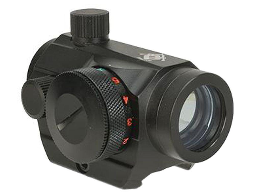 T1 Micro Reflex Red & Green Dot Matte Black Scope/Sight