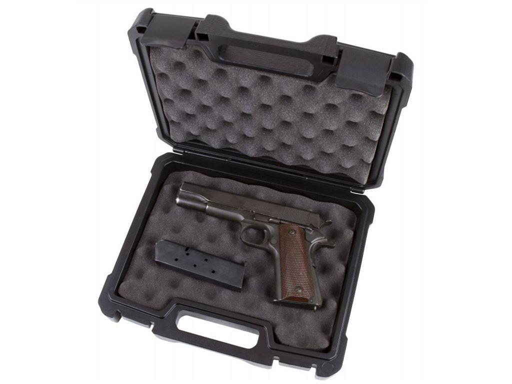 Double Wall Safe Shot 10 Inch Compact Pistol Case
