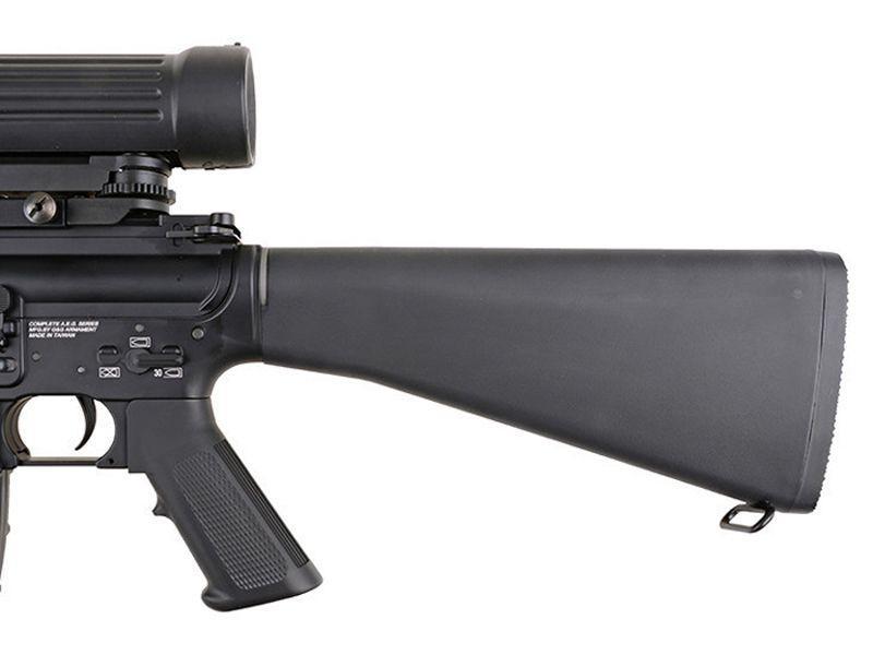G&G GC7 A1 AEG NBB Airsoft Rifle