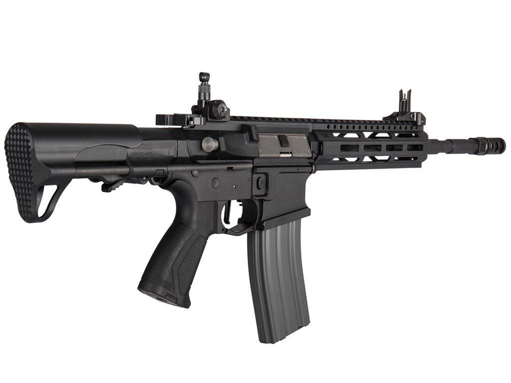 G&G CM16 Raider L 2.0E AEG Airsoft Rifle PDW Stock