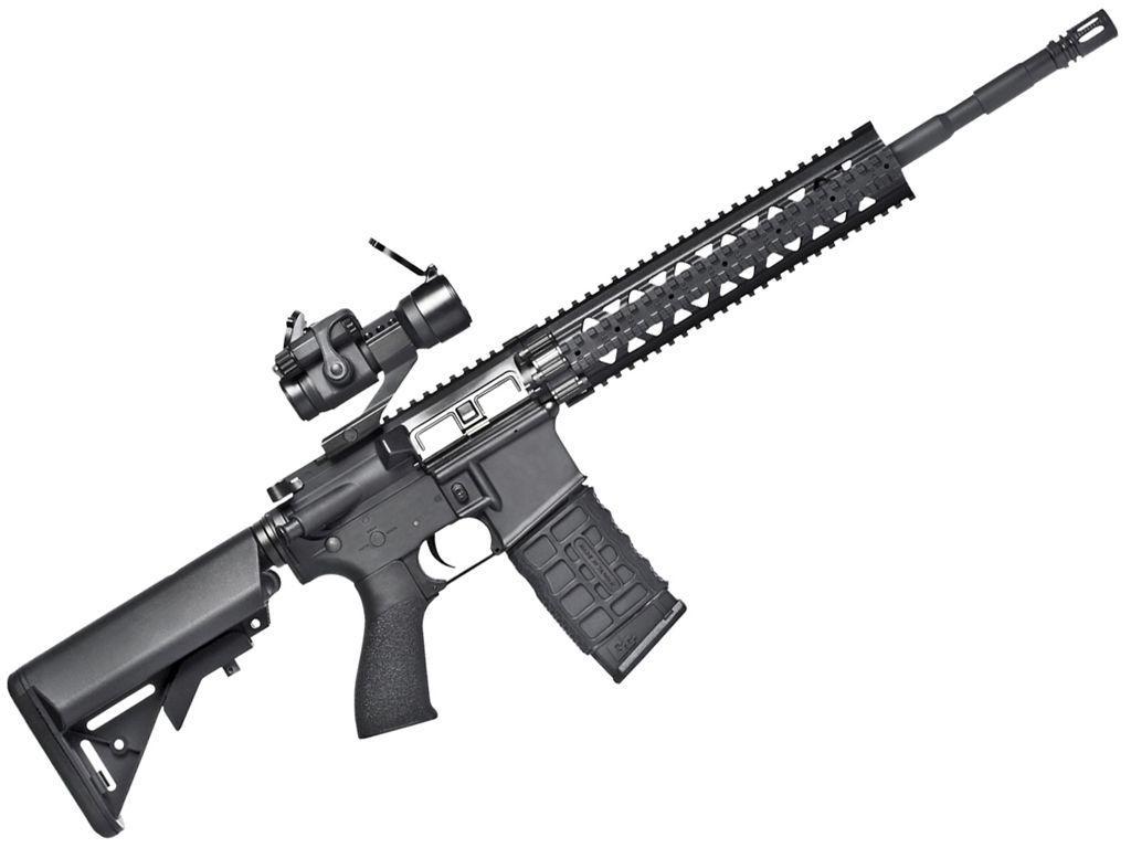 G&G CM16 R8-L AEG NBB Airsoft Rifle