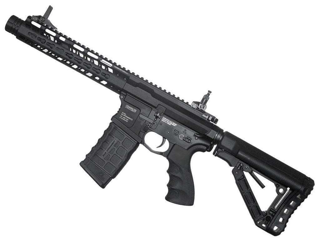 G&G GC16 Wild Hog 9 Inch Full Metal Airsoft Gun