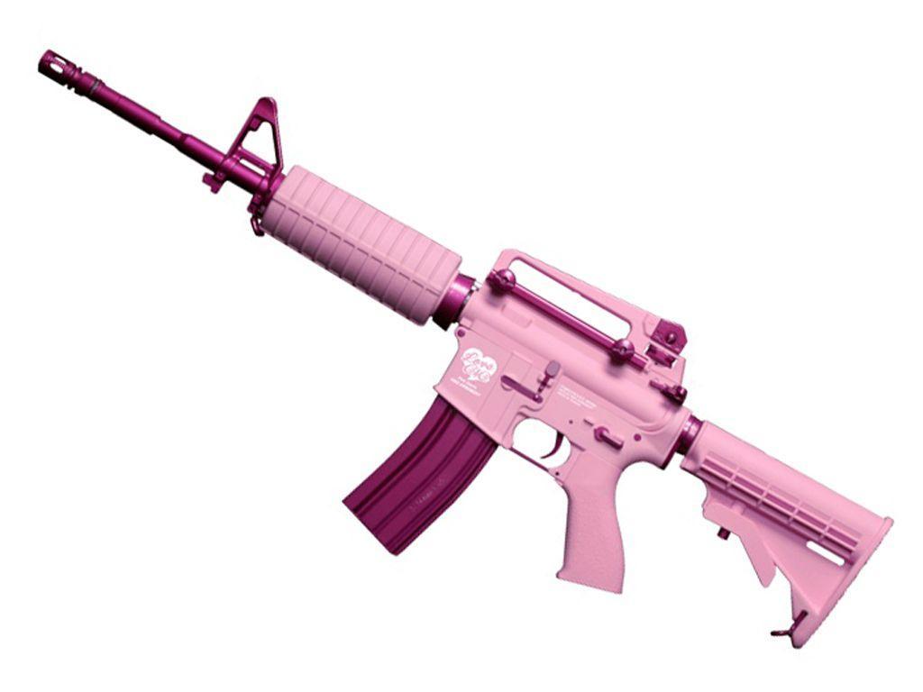 G&G Femme Fatale FF16 450rd Airsoft AEG Rifle