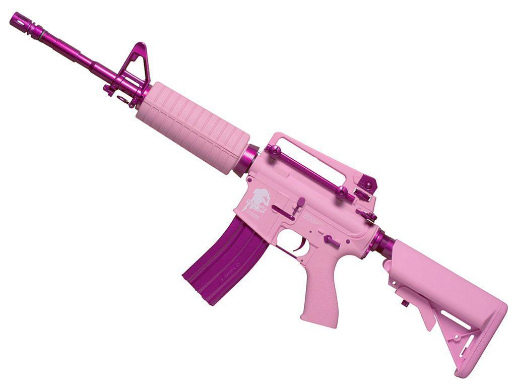 G&G Femme Fatale 16 Carbine AEG Rifle