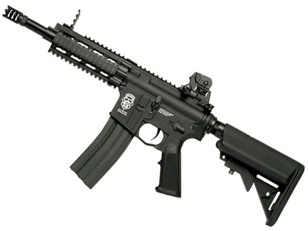 G&G GR16 CQW Rush AEG Blowback Airsoft Rifle