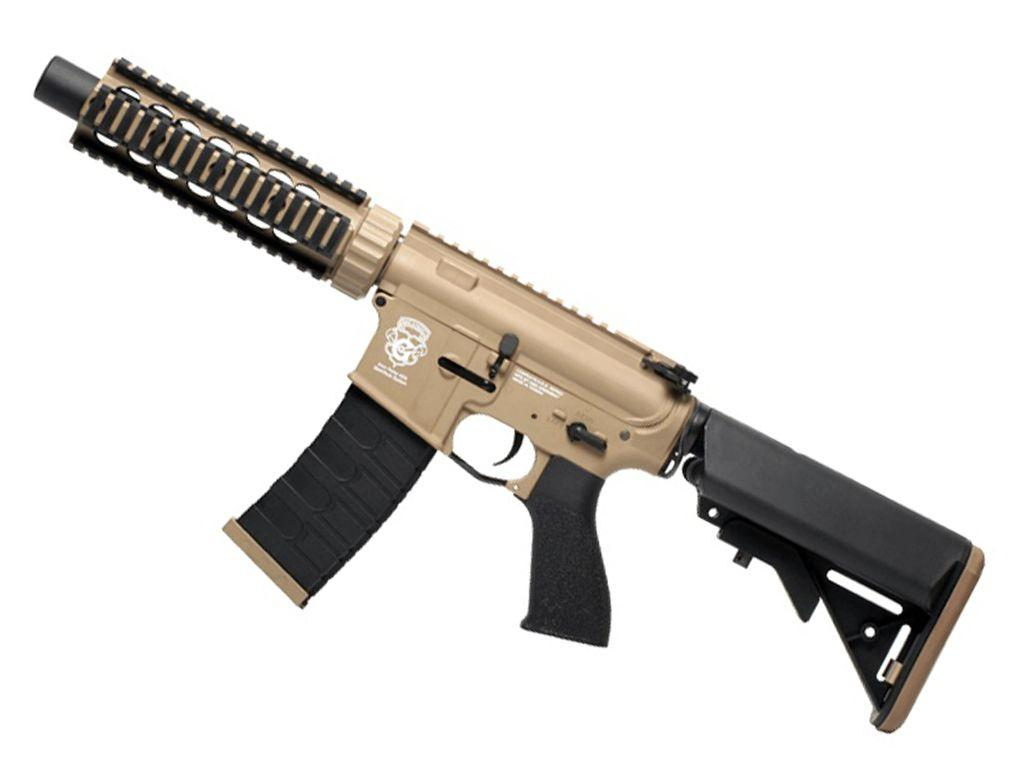 G&G CQB-S MINI Electric Combat Machine Blowback 120rd Airsoft Rifle