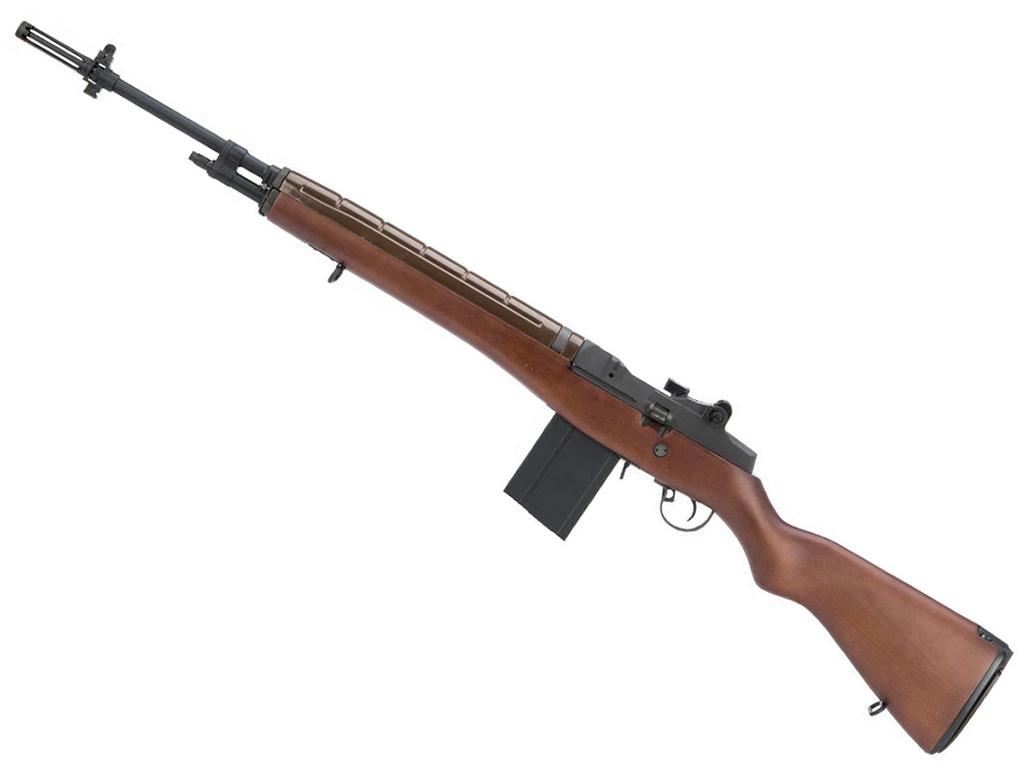 GR14 Wood ETU Airsoft Rifle