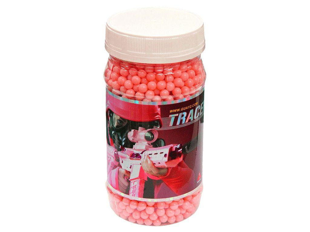 G&G 6mm Premium High Grade Red Tracer Airsoft BBs - 0.25g