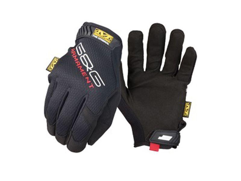 G&G Mechanix Gloves - Black