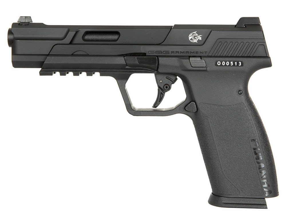 G&G Piranha Mk I Airsoft Pistol