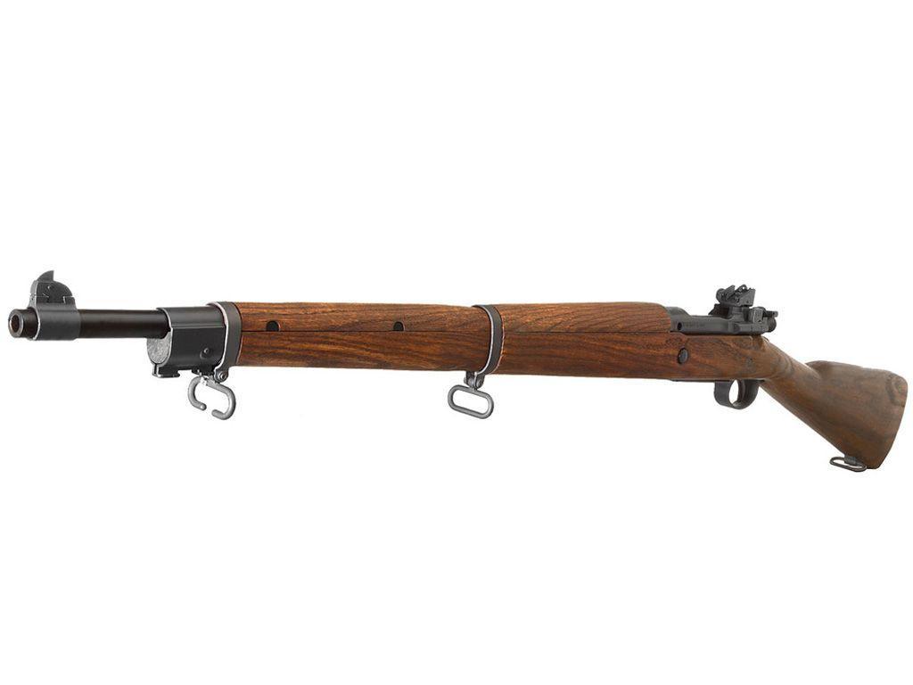 Top Tech GM1903 A3 Green Gas Airsoft Rifle