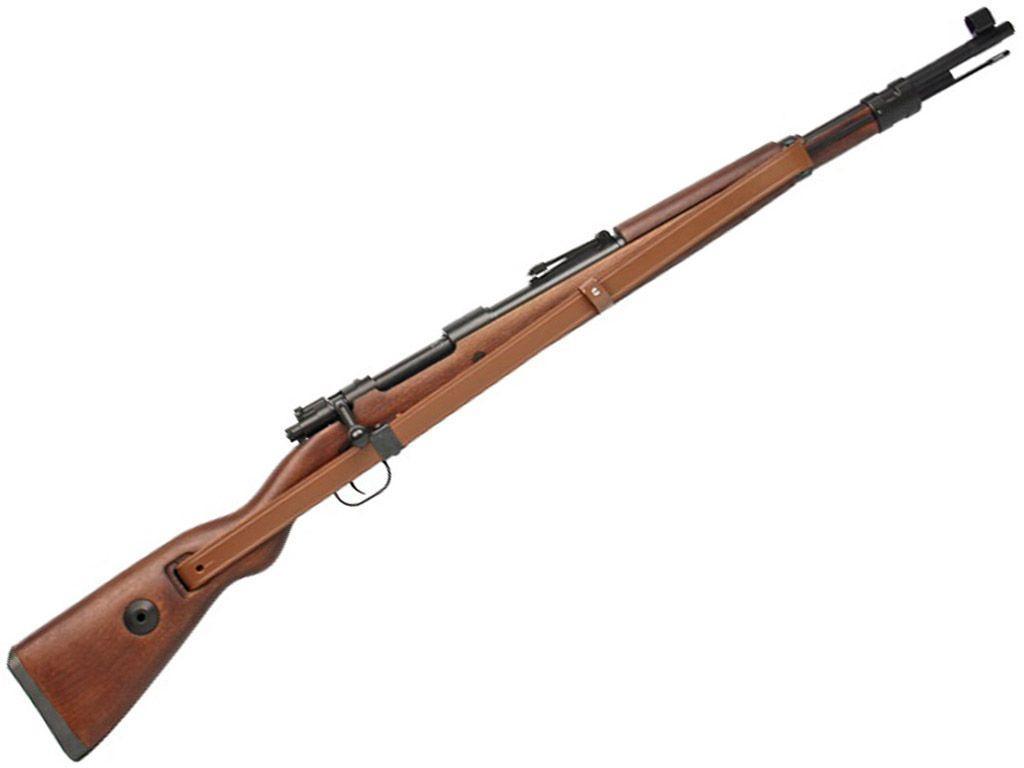 G&G Top Tech G980 Mauser KAR 98K WWII CO2 Airsoft Rifle