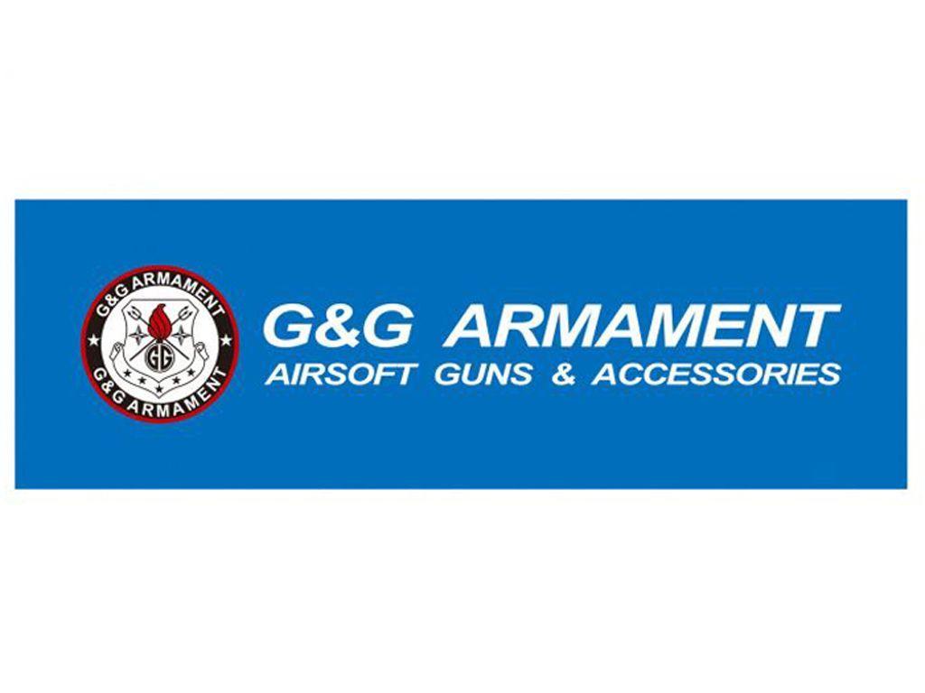 200X65cm G&G Armament Flag